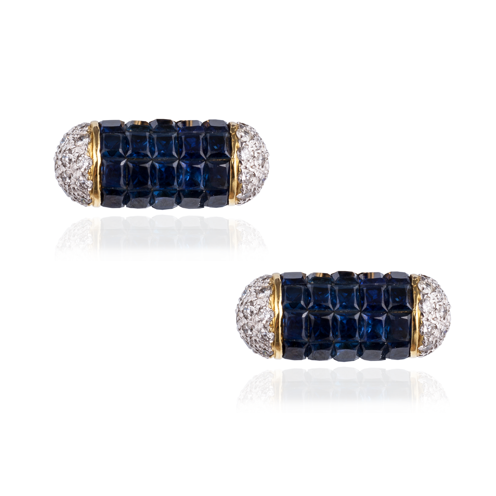 18K Yellow Gold Cufflinks