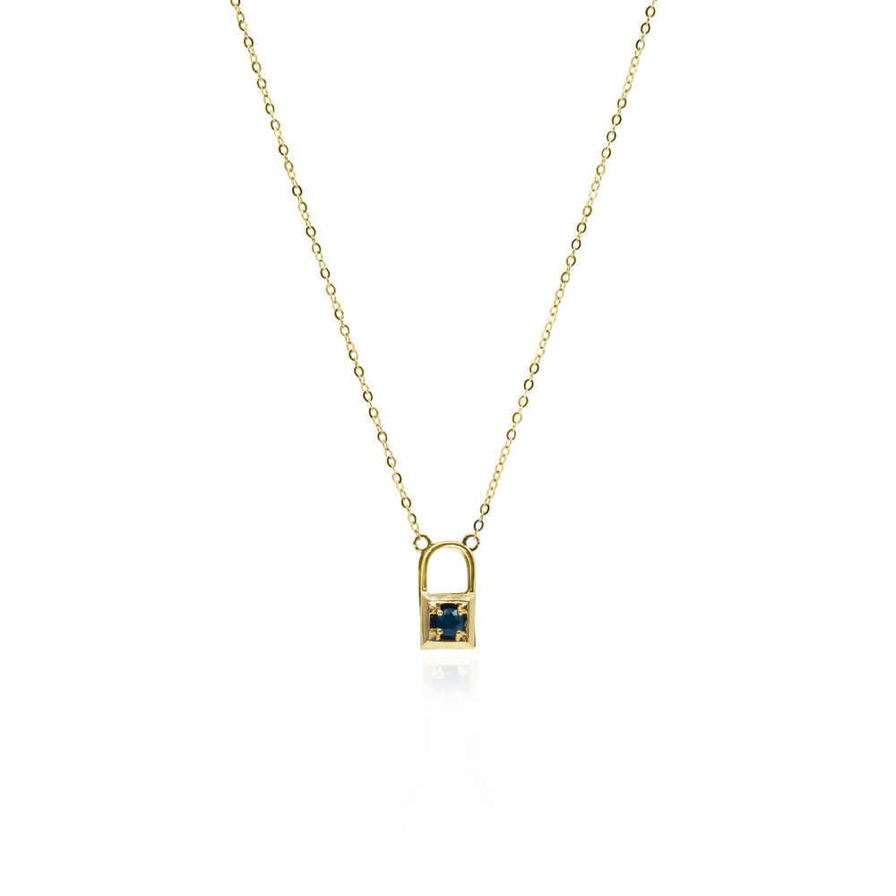 18K Rose Gold Necklace with Transformable Pendant