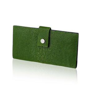 Load image into Gallery viewer, Stingray Leather Ladies' Wallet