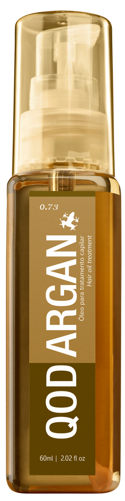 QOD ARGAN OIL 60ml