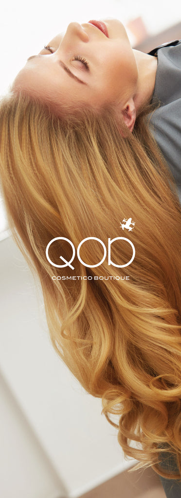 QOD COLOR SAVE SALT FREE SHAMPOO 300ml x 24