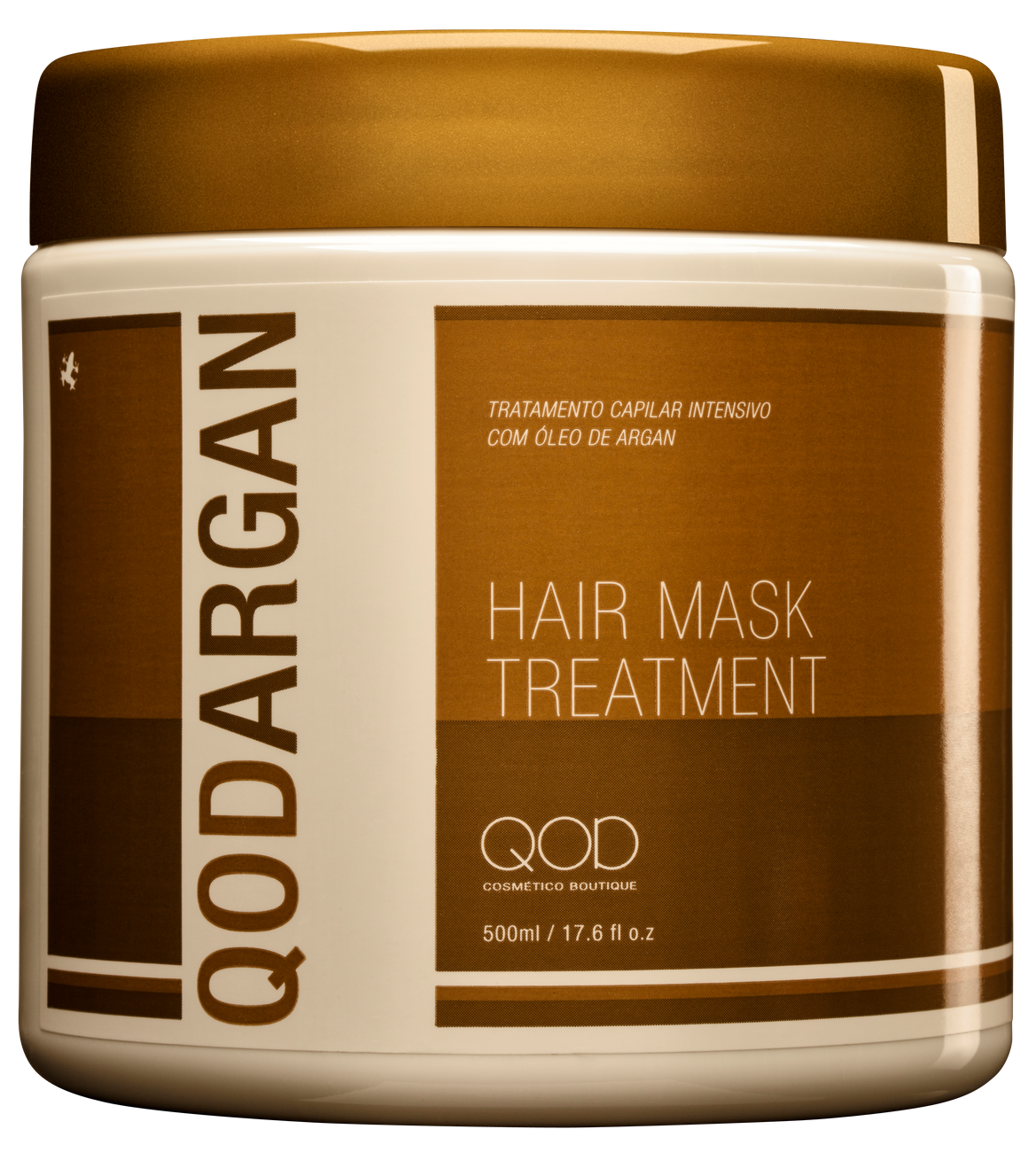 QOD ARGAN HAIR MASK TREATMENT 500g
