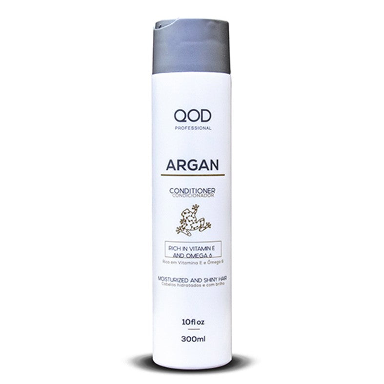 QOD ARGAN SALT FREE CONDITIONER 300ml x 6