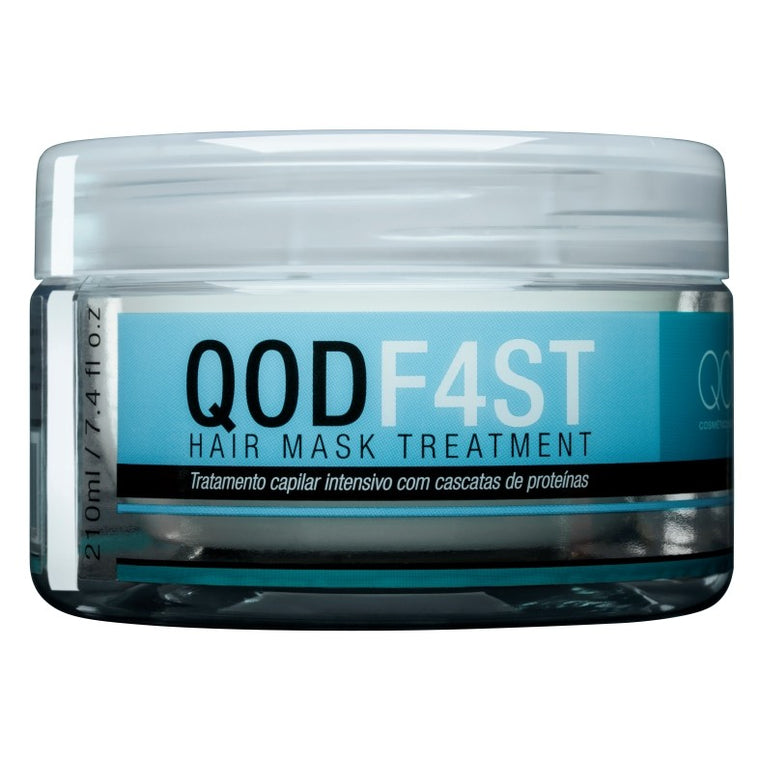 QOD F4ST HAIR MASK TREATMENT 210g