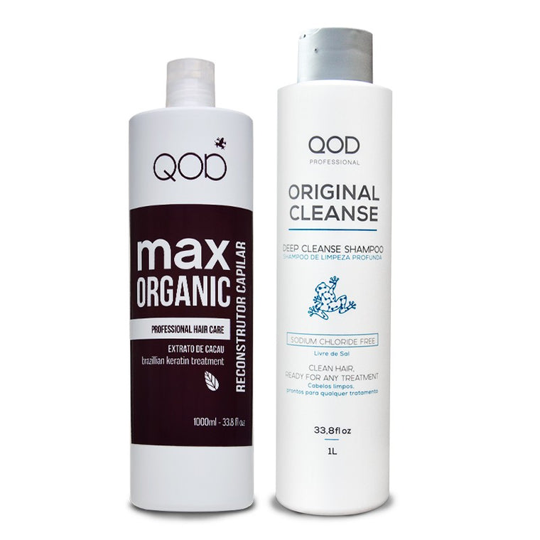 QOD MAX ORGANIC 1000ml KIT