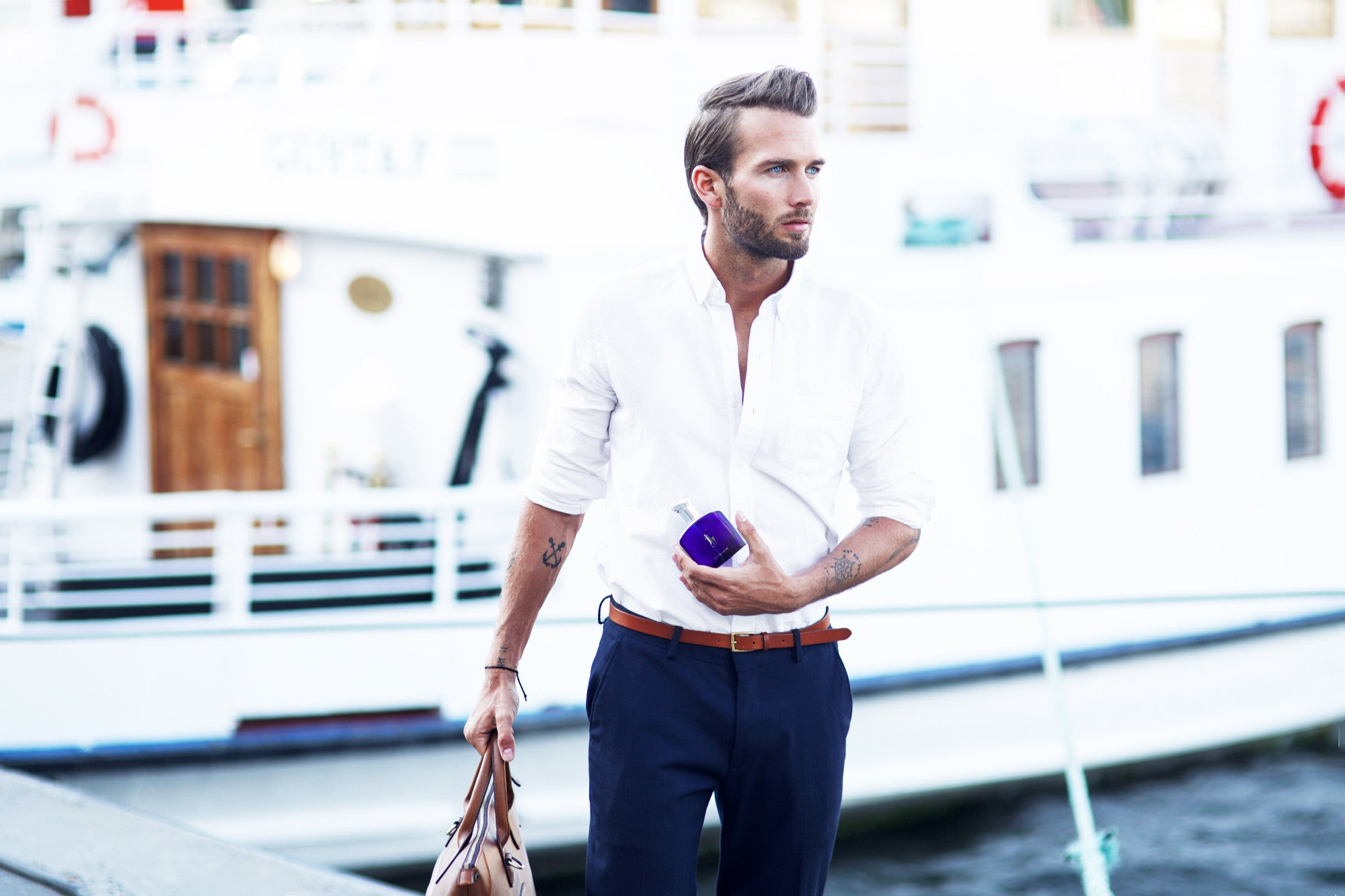 Erik Forsgren  | Top Fashion Instagram Bloggers