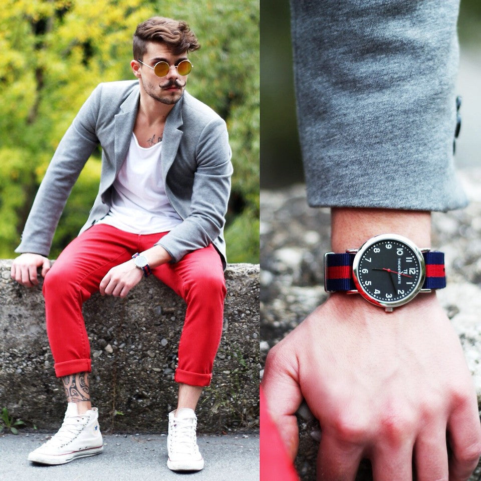 Stefano Tratto | Top Fashion Instagram Blogger