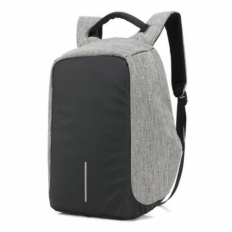Backpack Anti-theft Multifunction USB Charging - Leonne