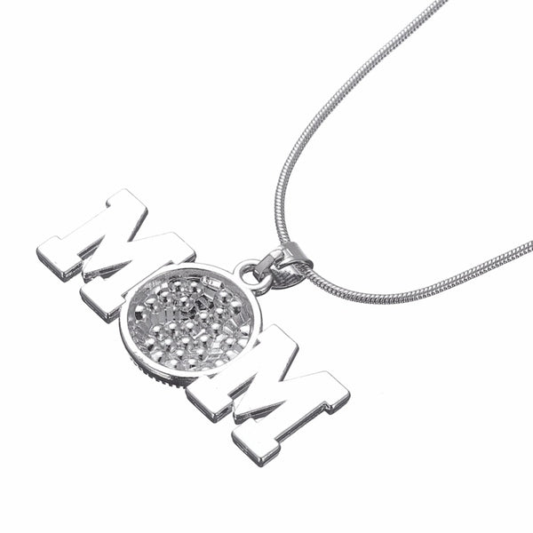 Baseball Necklace  for Moms