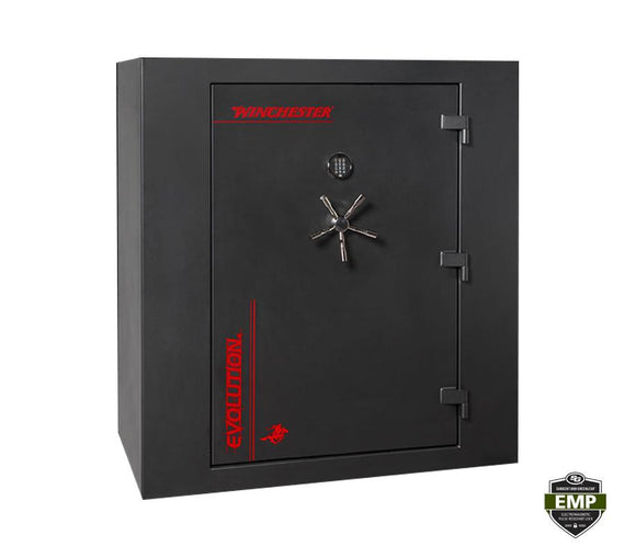 Winchester Evolution Black 55 Gun Safe