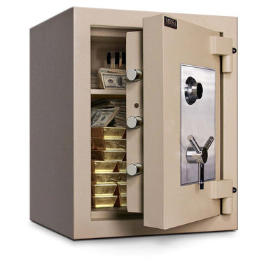 Mesa 2 Hour Fire Rated TL-15 Security Rated - 4.2 Cu Ft - www.modernvaults.com