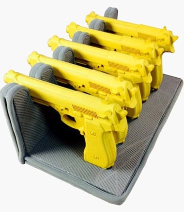 Stealth Tactical 5 Gun Handmade Handgun Pistol Rack