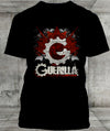 Guerilla Death Gears Short Sleeve T-Shirt
