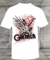 Guerilla Wings Short Sleeve T-Shirt WH