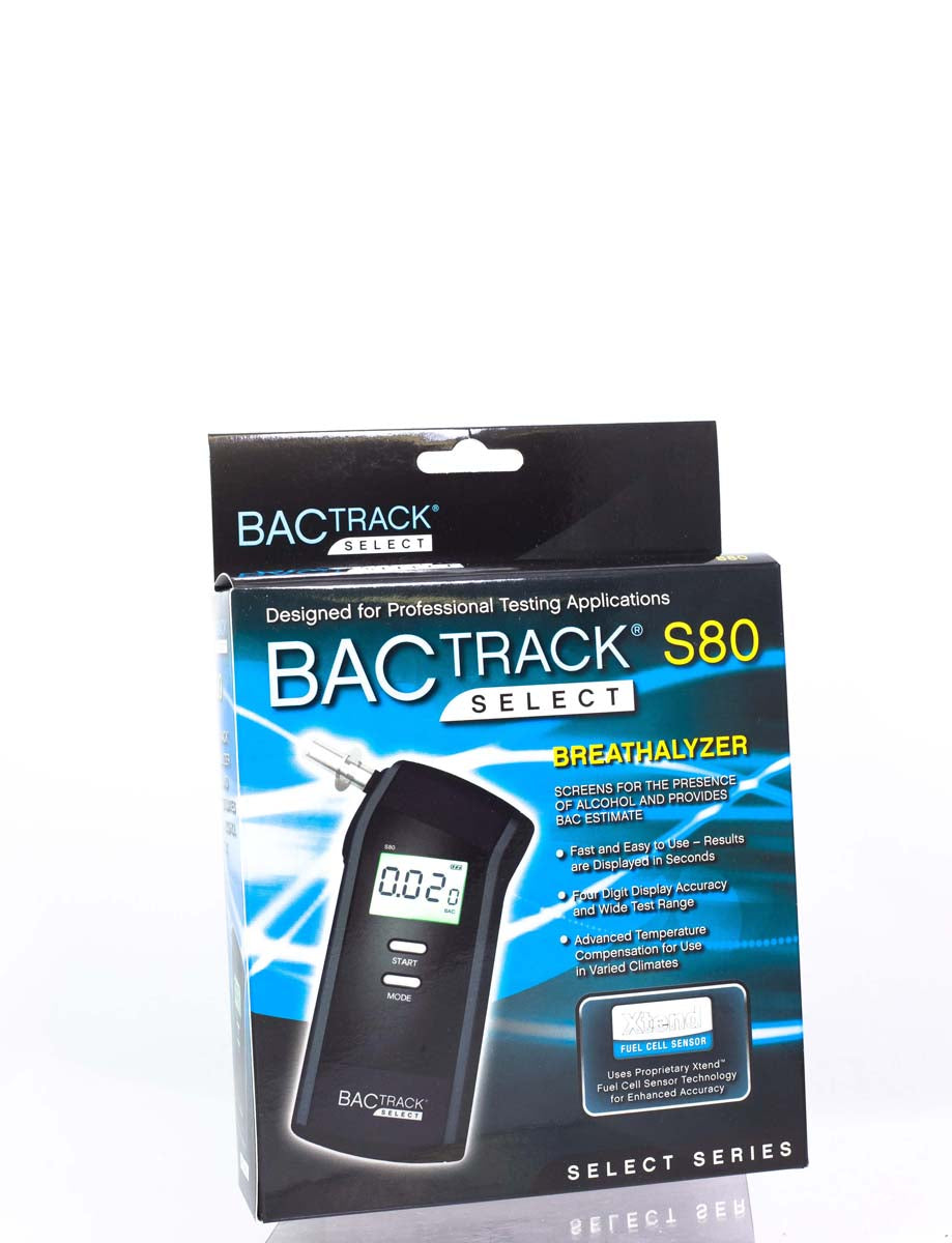 BACtrack S80 Professional Breathalyzer