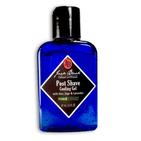 Jack Black Post Shave Cooling Gel  3.3 oz
