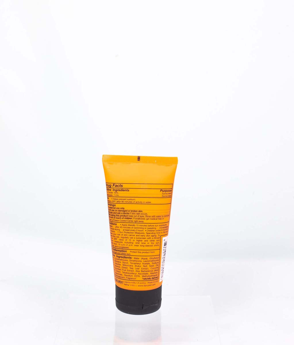 Epicuren Active Sport Treat Sunscreen SPF 30 Plus 2.5 oz