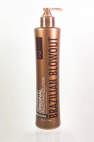 Brazilian Blowout Original Professional Solution 12 oz