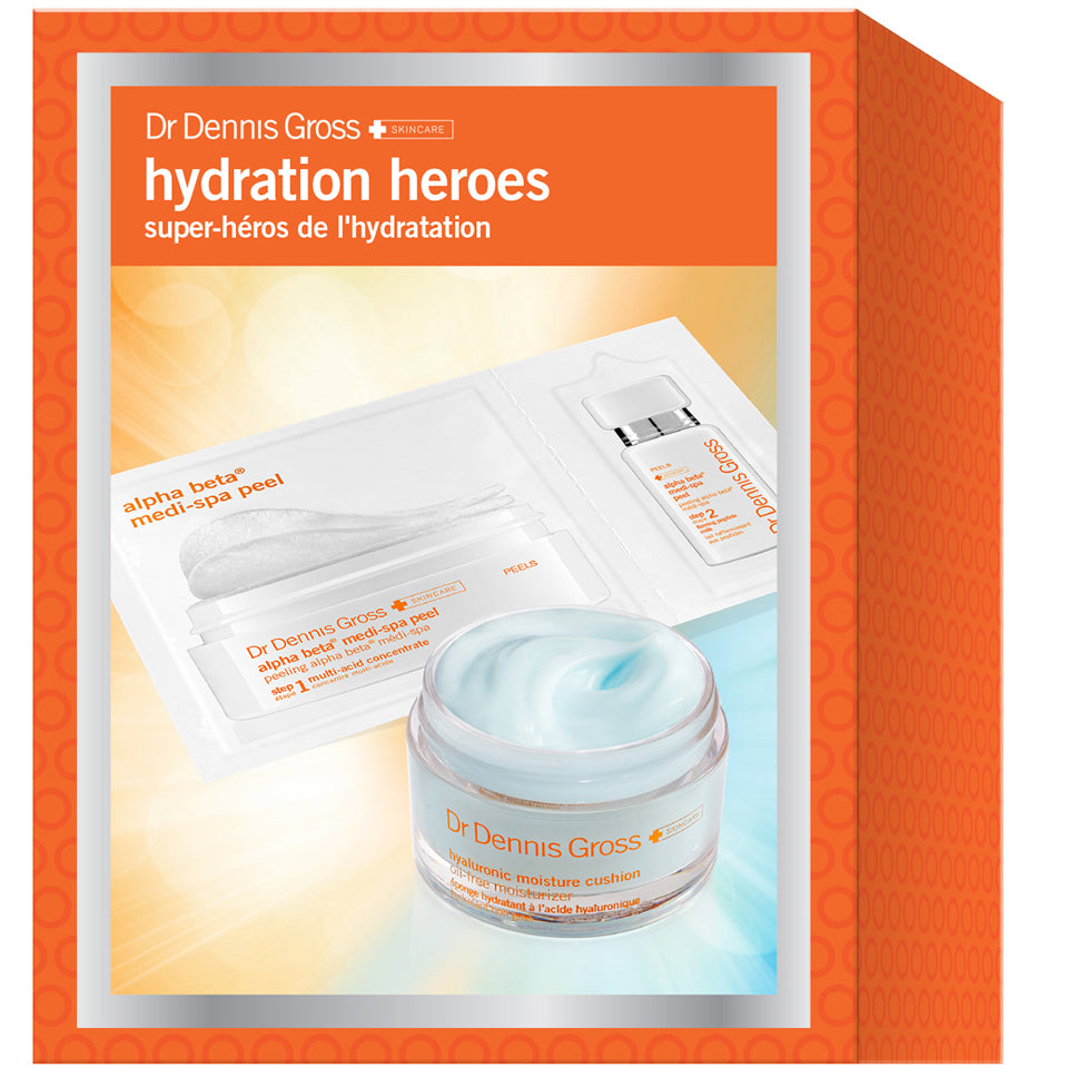 Dr Dennis Gross Hydration Heroes