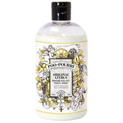 Poo-Pourri Original Citrus 16oz Refill