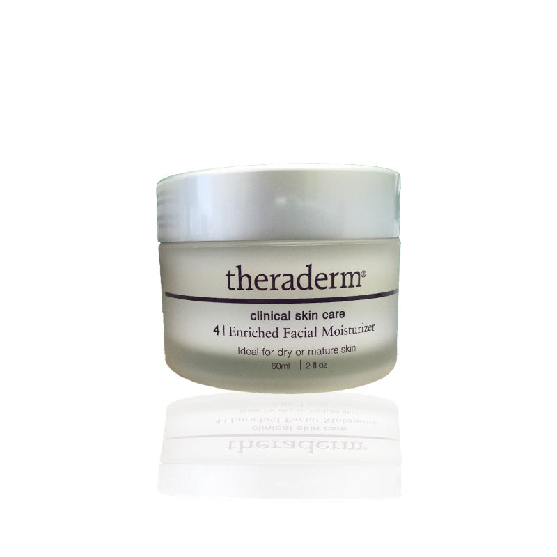 Theraderm Enriched Facial Moisturizer  2oz 60ml