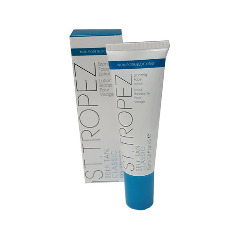 St Tropez Self Tan Bronzing Lotion Face , 1.6 fl oz / 50 ml