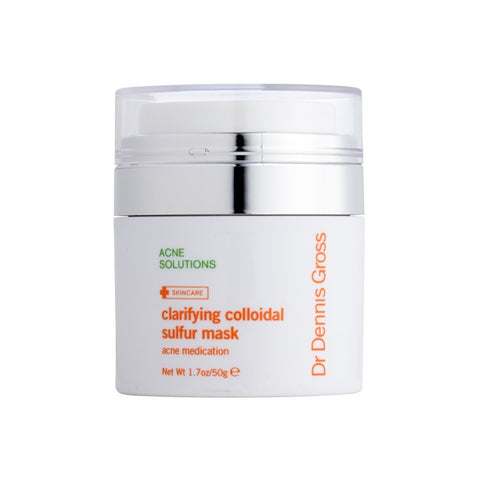 Dr Dennis Gross Clarifying Colloidal Sulfur Mask 1.7 floz 50ml