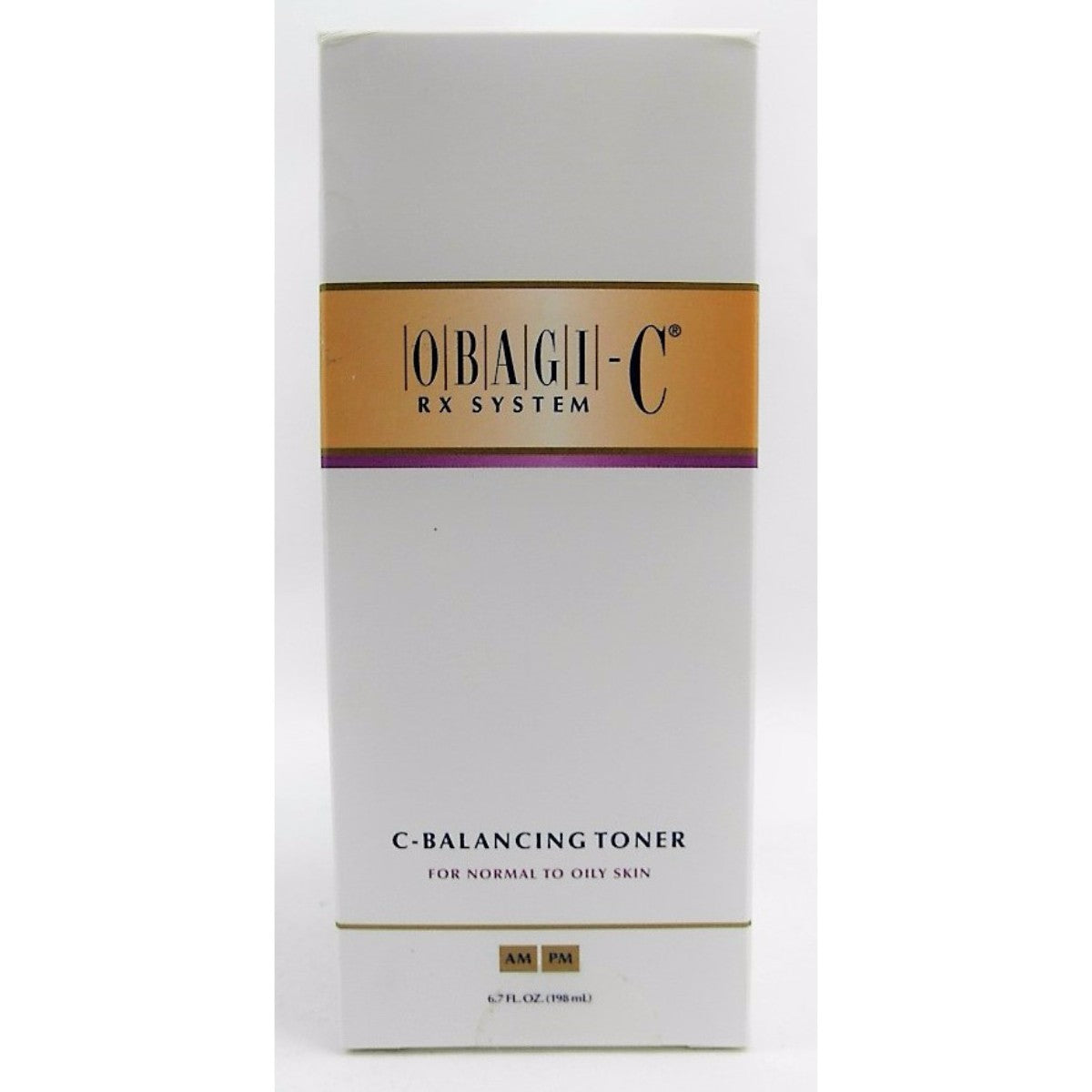 Obagi-C Rx C-Balancing Toner Normal to Oily 6.7oz 200ml