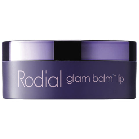 Rodial Stem Cell Super-Food Glam Balm Lip - Rose Plumping Lip Balm  0.35 oz  10g