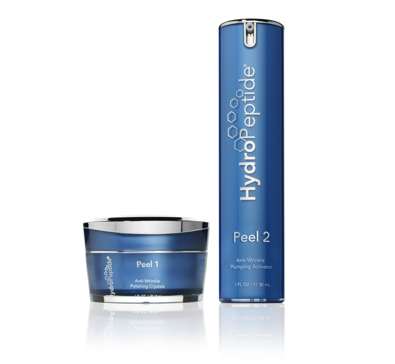 HydroPeptide Peel 1 & 2 Polish & Plump Peel