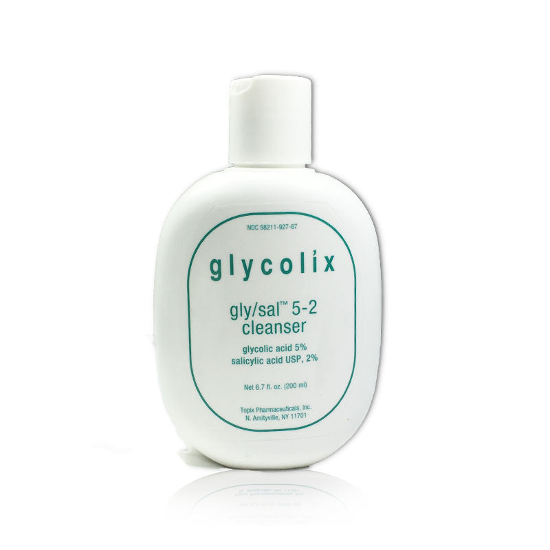 Topix Gly-Sal 5%/2% Acne Medicated Cleanser,6.7oz/200ml