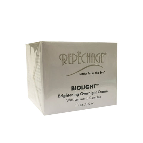Repechage Biolight Brightening Overnight Cream  1oz    30ml