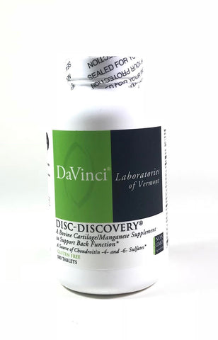 DaVinci Disc Discovery 180 Tablets