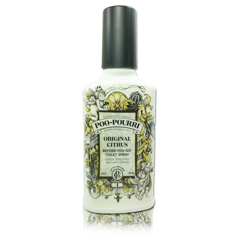 Poo-Pourri Original Citrus 8oz, 8oz/236ml