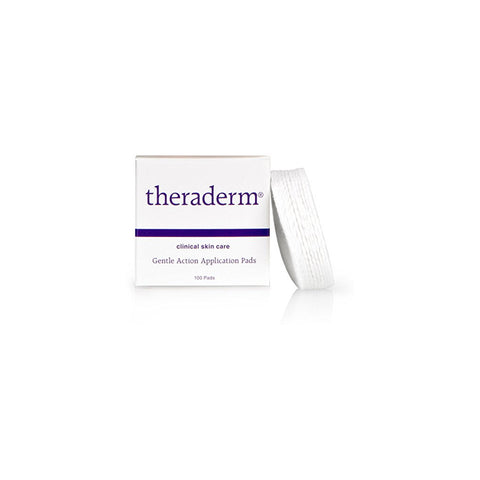 Theraderm Gentle Action Application Pads 100 ct