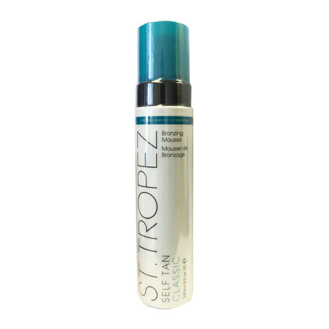St Tropez Self Tan Bronzing Mousse, 8 fl oz / 240 ml