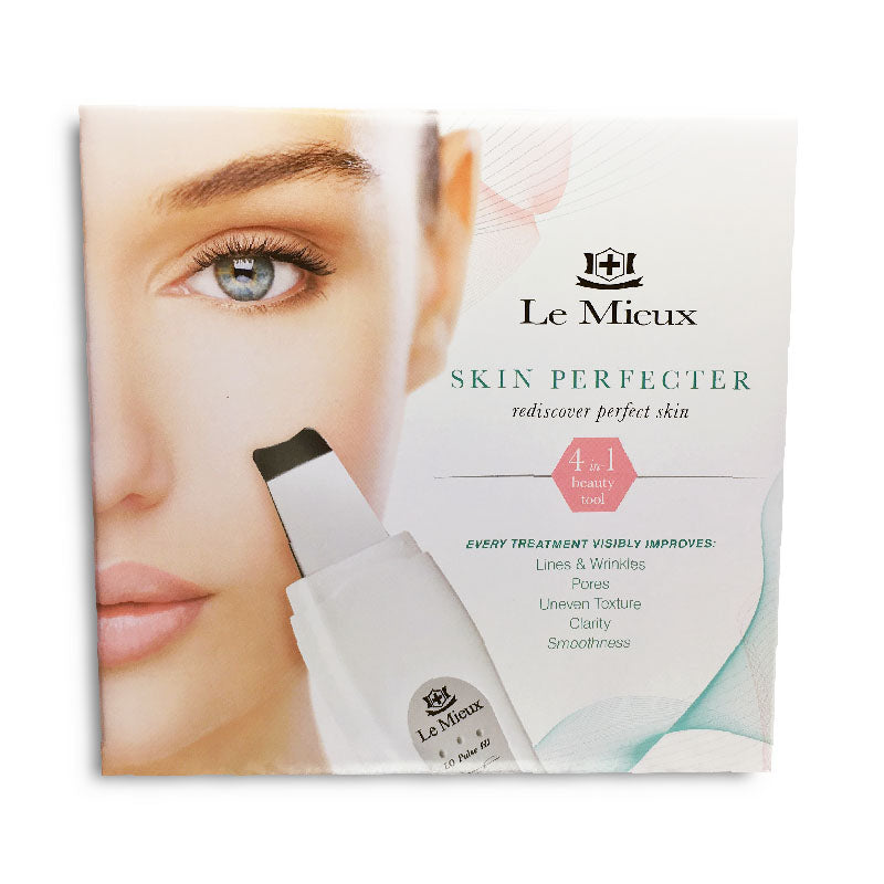 Le Mieux 4-in-1 Ultrasonic Anti -aging Skin Perfecter