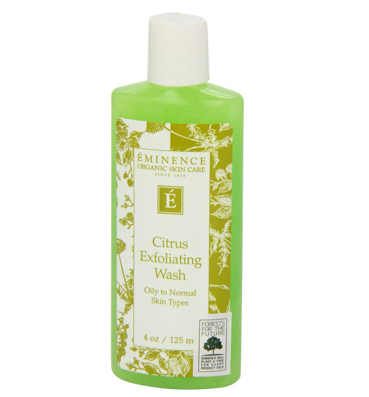 Eminence Citrus Exfoliating Wash 4.2oz 125ml