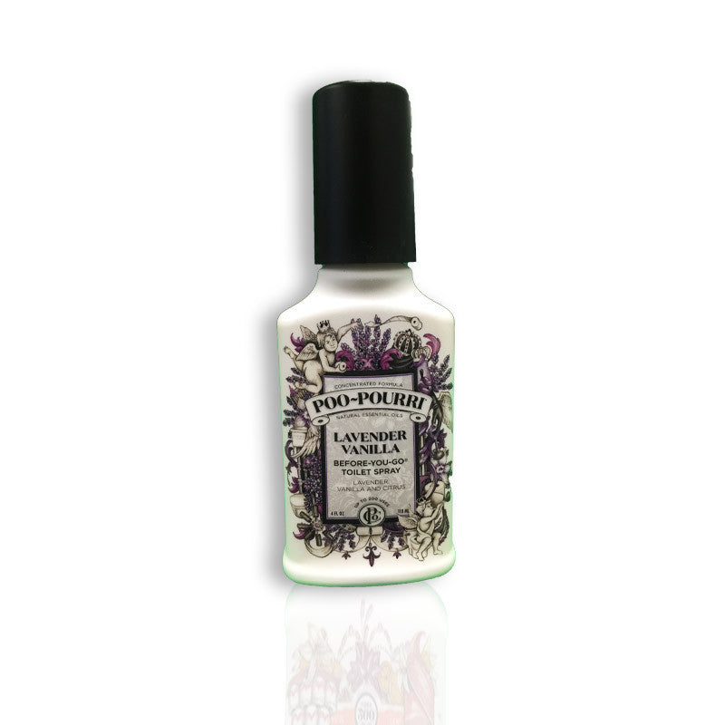 Poo-Pourri Lavender Vanilla, 2oz/59ml
