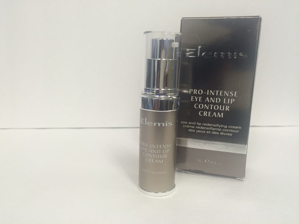 Elemis Pro-Intense Eye & Lip Contour Cream 0.5oz 15ml