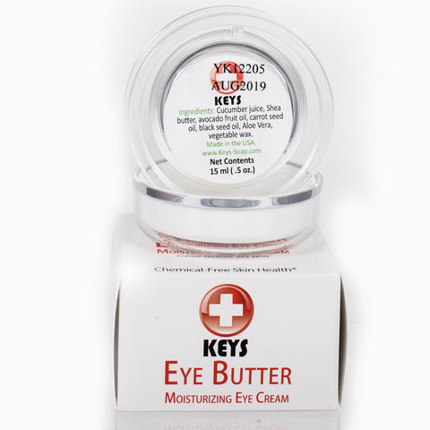 Keys Eye Butter Jar 0.5 oz