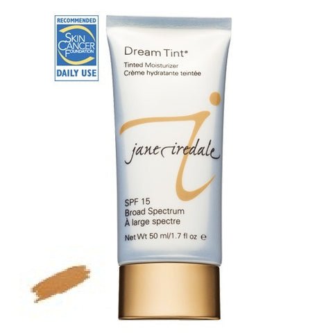 Jane Iredale Dream Tint Tinted Moisturizer - Medium  1.7 oz