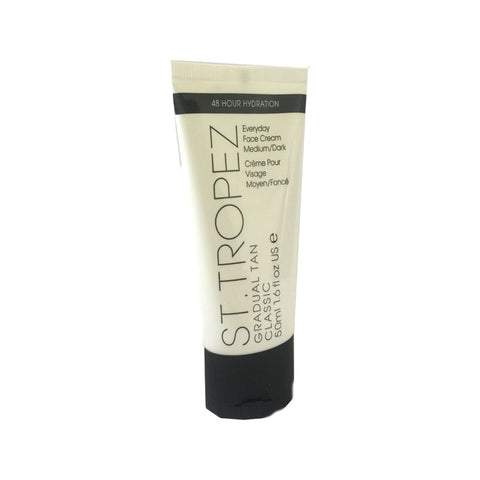St. Tropez Gradual Tan Moisturiser Face-Med    Dark  Pack of 1