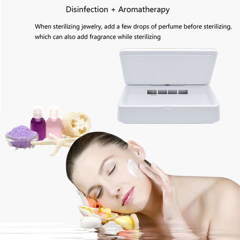 Multifunctional Cell Phone Soap Cleanser – Touch Screen Wireless Charging Smartphone Refinery, Aromath
