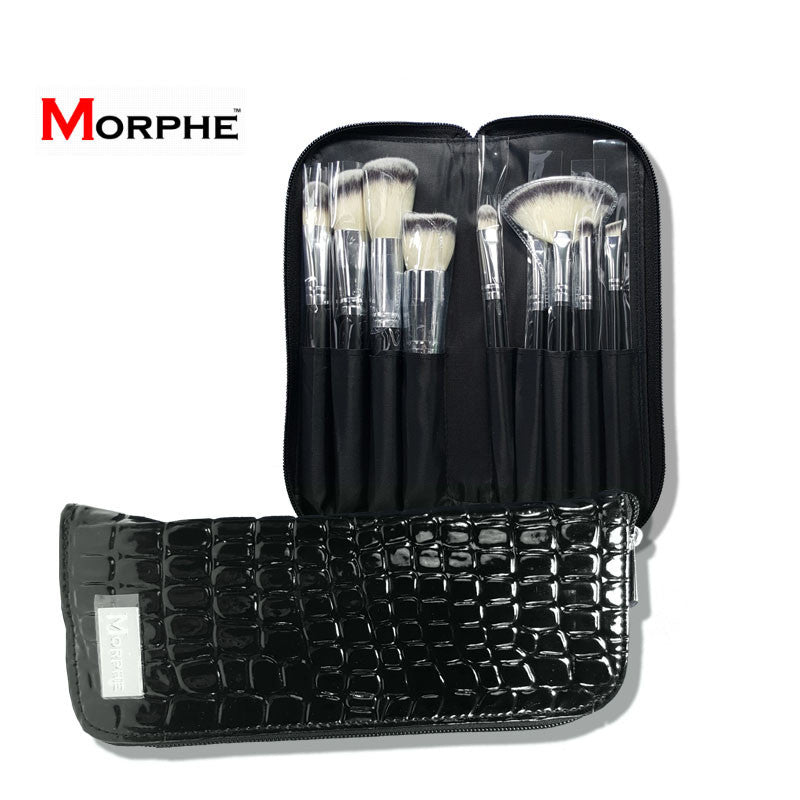 Morphe SET 502 - 9 PIECE DELUXE VEGAN SET