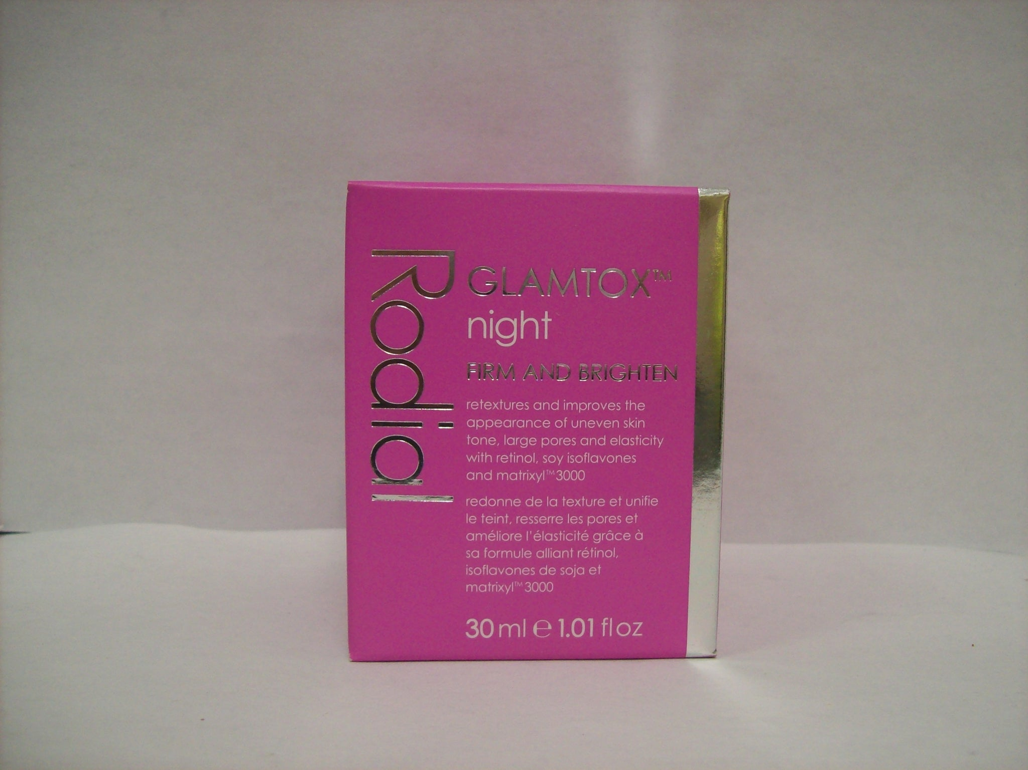 Rodial Glamtox Night Gel -  1 oz 30ml