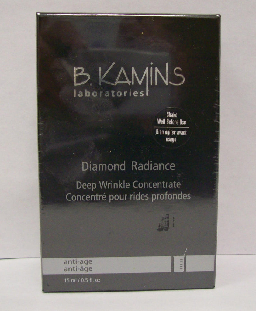 B. Kamins Diamond Radiance Deep Wrinkle Concentrate
