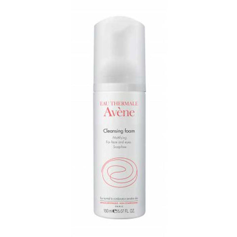 Avene Cleansing Foam for Normal to Combination Sensitive Skin