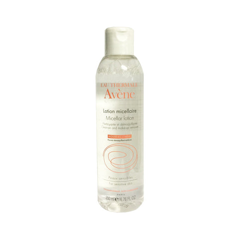 Avene Micellar Lotion Cleanser & Makeup Remover