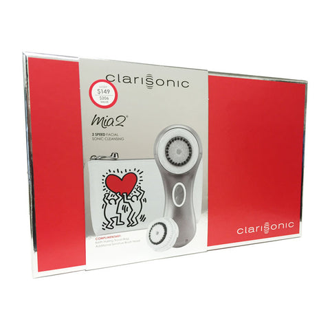 Clarisonic Mia2 2 Speed Sonic Cleanser Silver